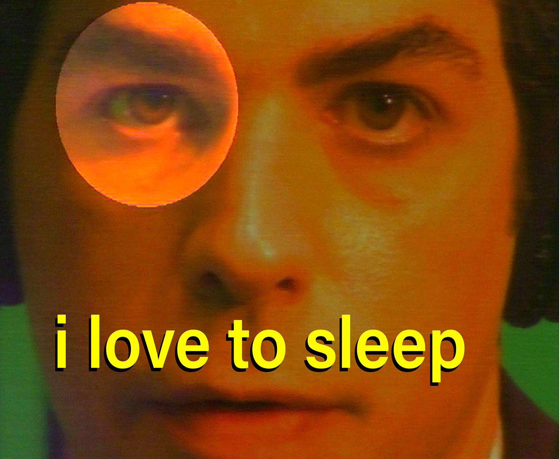 Codex A – I love to sleep